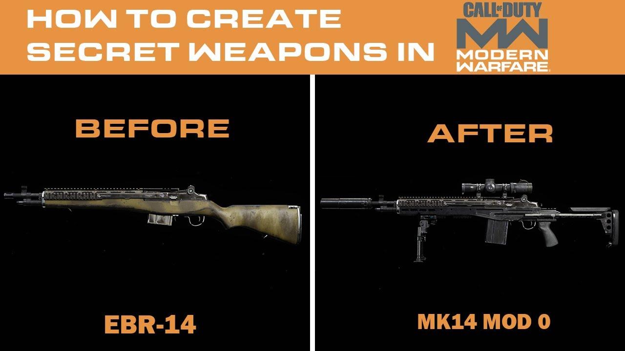 Mk14 Modern Warfare
