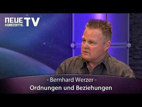 Ordnungen und Beziehungen - Berhard Werzer