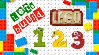 Build LEGO 123 | LEGO Classic | LEGO For Kids | Simple LEGO