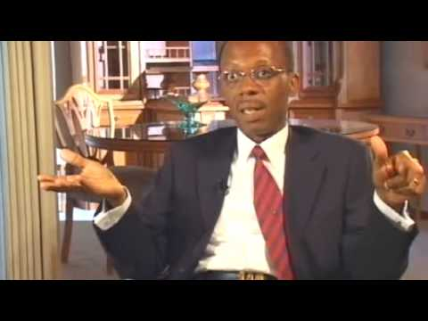 Interview with Jean-Bertrand Aristide from South Africa