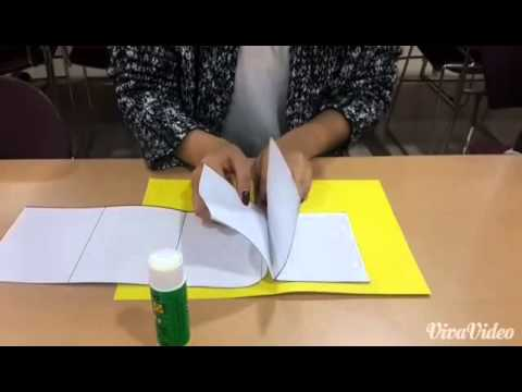 Making Your Own Bible Making Your Own Book Kids Craft