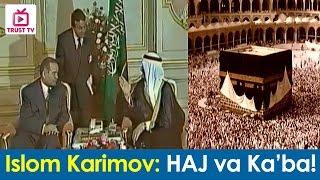 Islom Karimovni KA