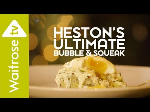 Heston Blumenthal's Ultimate Bubble And Squeak | Waitrose