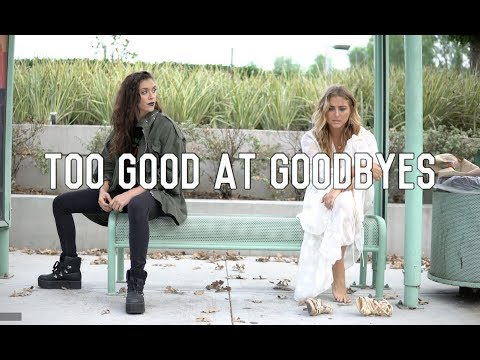Sam Smith  Too Good at Goodbyes  Alyson Stoner & Cassie Scerbo
