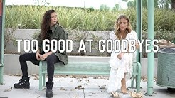 Sam Smith - Too Good at Goodbyes | Alyson Stoner & Cassie Scerbo