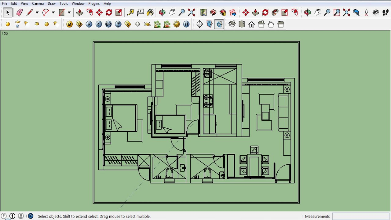 How to import autocad file in google sketchup youtube for Sketchup import