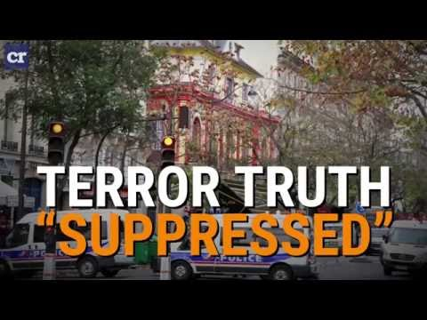 Terror Truth 'Suppressed'