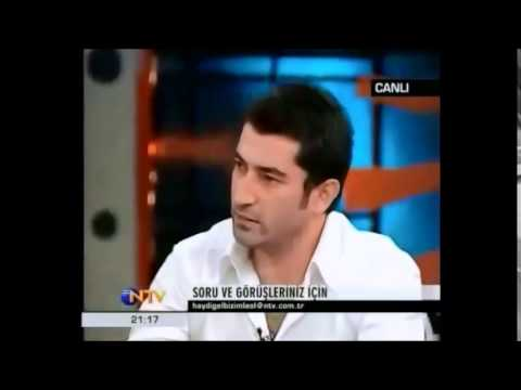 Kenan Imirzalioglu NTV program (2/3)