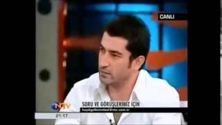 Kenan Imirzalioglu NTV program (2/3)