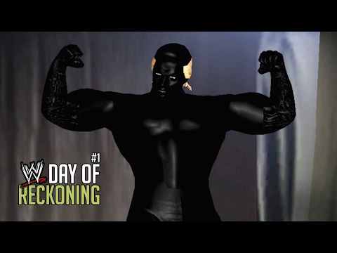 WWE Day of Reckoning Story Mode Ep 1 | WHAT THE HELL IS THIS