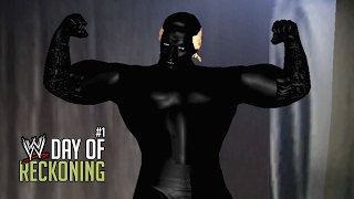 WWE Day of Reckoning Story Mode Ep 1   WHAT THE HELL IS THIS