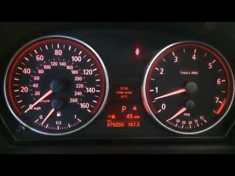 how-to-check-engine-temperature-bmw-5-series-3-series-e90-528i-328i-m5-m3