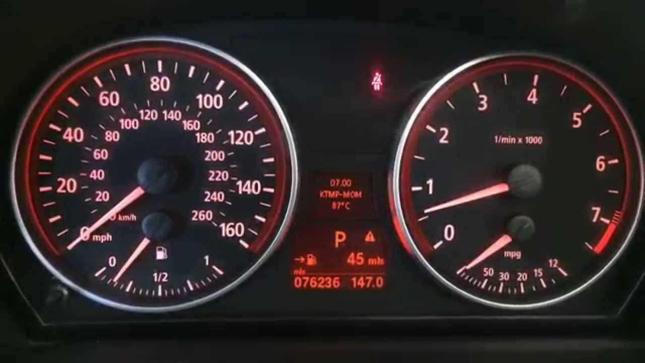how to check engine temperature bmw 5 series 3 series e90 528i 328i m5 m3 youtube [ 1280 x 720 Pixel ]