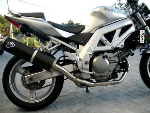 Suzuki sv 650 naked