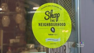 Shop The Neighbourhood: Making It Easier To Buy Locally