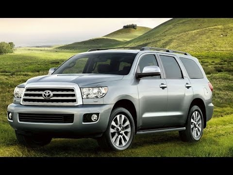 Toyota I Road Release Date >> 2015 Toyota Sequoia - YouTube
