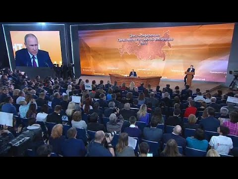 بوتين: لعدم استخدام الجماعات الإرهابية لتحقيق الأهداف السياسية  - نشر قبل 2 ساعة