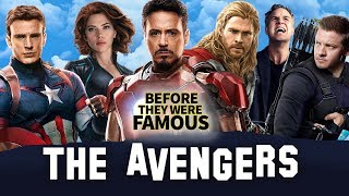 The Avengers Cast | Before Endgame | Robert Downey Jr., Scarlett Johansson, Chris Evans