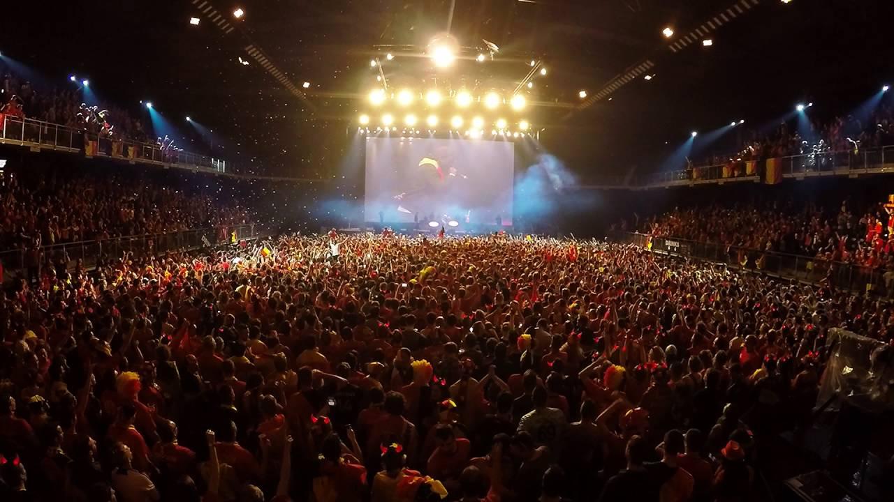 Dance With The Devils Lotto Arena Antwerpen 18 06 2016