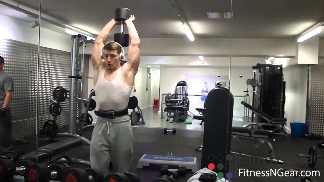 The Pyramid Workout Method: How to Build Muscle? - Body