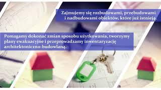 Biuro projektowe projekt garażu projekt przebudowy Ostrzeszów KONTRA