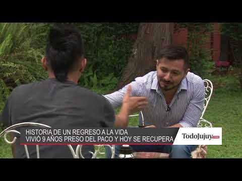 Vivió 8 años preso del paco y hoy se libera día a día: conocé a Facundo y su historia