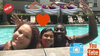 sunday funday pool day