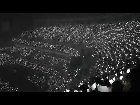 "EXO-L SING ""FIRST SNOW"" At ELYXION"