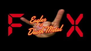 Eagles of Death Metal backstage on FOOX:30 EXTRA @Grog Shop Cleveland Ohio 2015