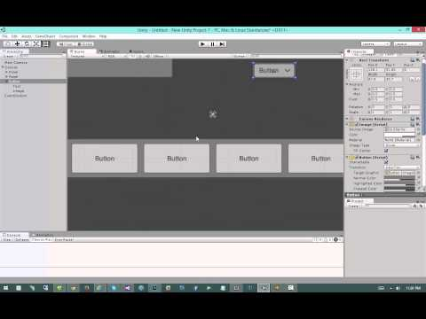 Modern GUI Development in Unity 4 6 - #8: Automatic Layout Groups