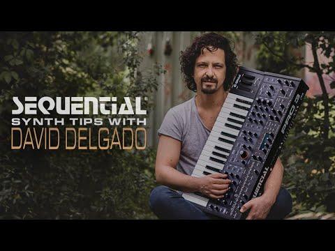 Sequential Synth Tips With David Delgado: Pro 3 Evolving Bassline