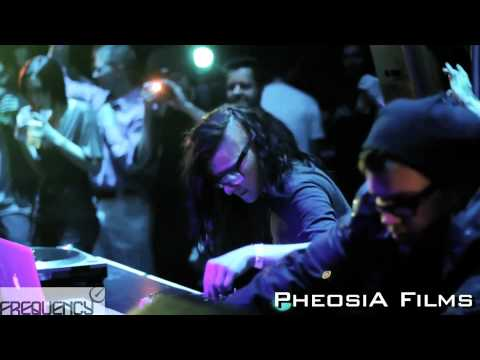 SKRILLEX LIVE IN LAS VEGAS-Opening with new unreleased track! HD1080