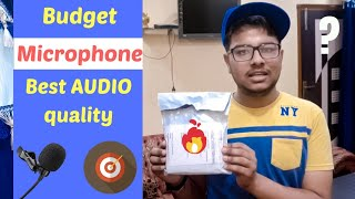 Best Budget Mic for Youtubers- Mic I use- Cheap and best Mic!