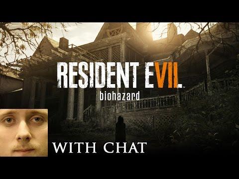 Forsen Plays Resident Evil 7