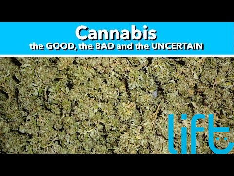 Cannabis - The GOOD, the BAD and the UNCERTAIN