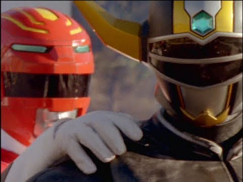 Power Rangers Lost Galaxy - The Magna Defender - Lights of Orion