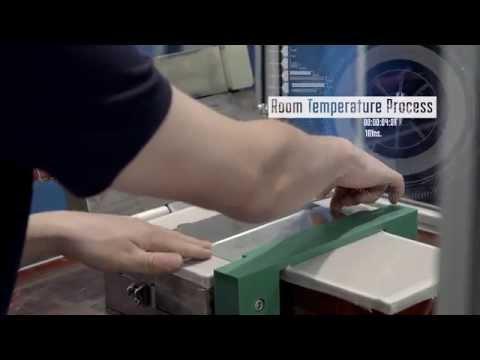 Magnetic Pulse Welding (MPW) - Flat welding