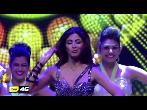 Shilpa Shetty's Sizzling performance