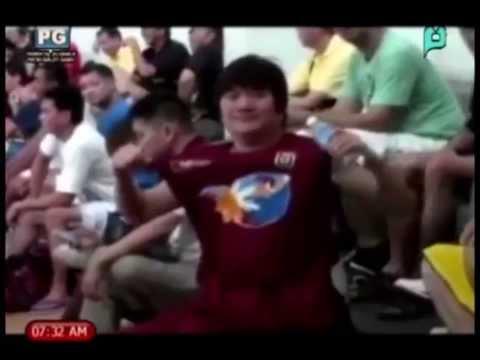 GMB - Sports Lang: Philippine Dragon Boat Team, Nagbalik Na Sa Bansa [09/04/14]