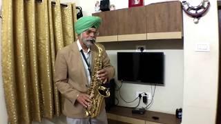 Yaad Na Jaye Beete Dinon Ki / Saxophone Cover / Manjit Singh