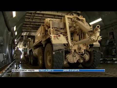 Scale of Fort Carson deployment is massive