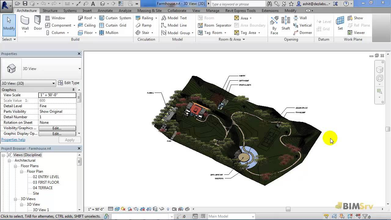 Learning Autodesk Design Review: Exporting DWF From AutoCAD & Revit