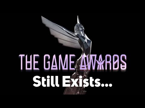 The Game Awards 2017 Is Still A Thing That Exists... Apparently