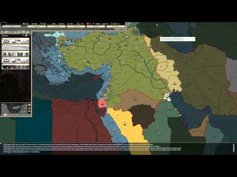 """Let's play Darkest Hour - part 6 """"Armies/War Plans/Germany at war"""""""
