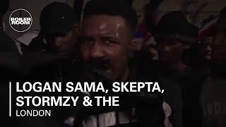Logan Sama, Skepta, Stormzy & The Square Boiler Room London Live Set