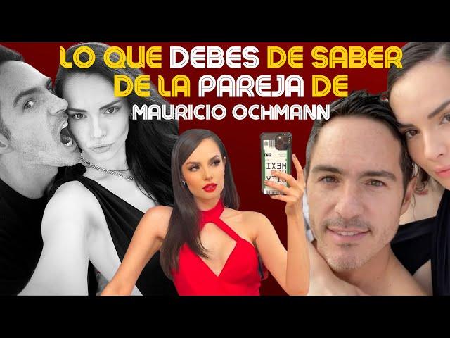 El nuevo amor de Mauricio Ochmann - El Aviso Magazine