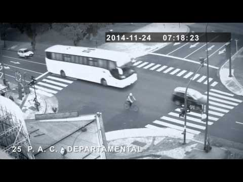 Casa chocada c mara de seguridad youtube - Camaras de seguridad para casa ...