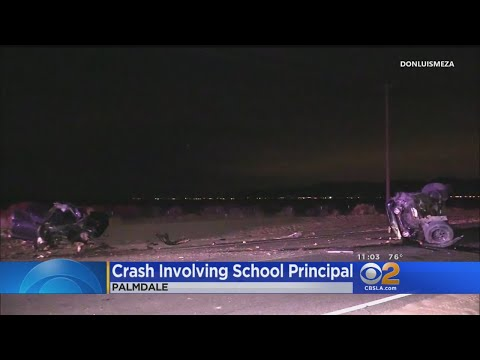 Principal Involved In Suspected DUI Crash That Killed Woman