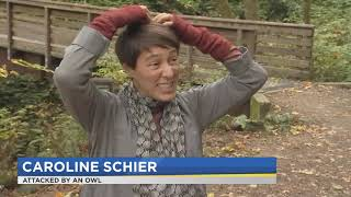 Scientist warns owl attacks at Portland parks are not uncommon