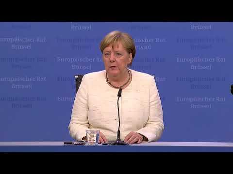 Merkel: I had to abstain from voting for von der Leyen due to SPD